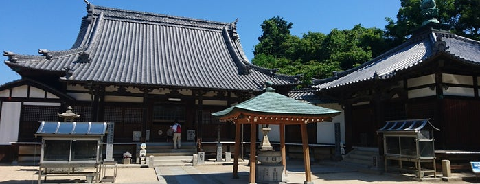 金光山 最勝院 国分寺 (第59番札所) is one of 四国八十八ヶ所霊場 88 temples in Shikoku.