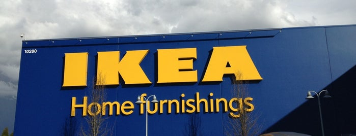 IKEA Portland Is One Of The 15 Best Furniture And Home Stores In Portland.