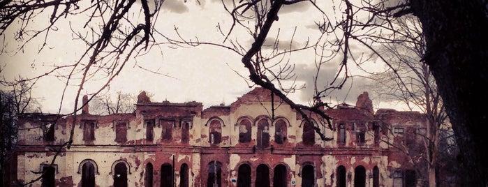 Усадьба Гостилицы is one of Интересное в Питере.