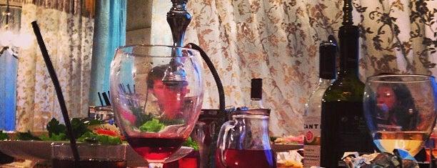 Альковъ is one of Бары рестораны ночная жизнь.