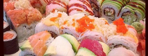 Fujiyama Sushi and Hibachi Grill is one of MKE foodie.
