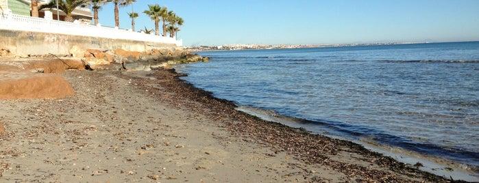 Playa El Mojón de San Pedro del Pinatar is one of Playas.