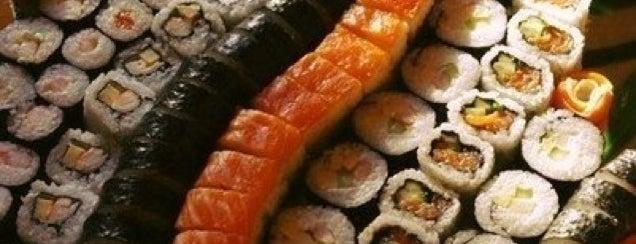 Мафия is one of Sushi. Kyiv. Японская кухня.