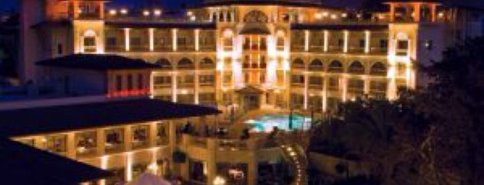The Savoy Ottoman Palace Hotel & Casino is one of Hotels.