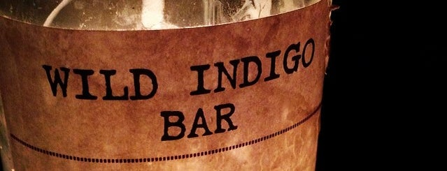 Wild Indigo is one of Around Toronto in 80 drinks.