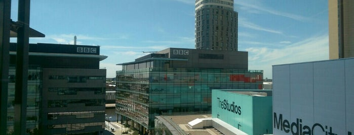 BBC R&D is one of BBC Locations!.
