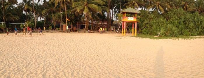 Club Bentota beach is one of ОТДЫХ ) Baunty....