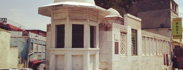Tomb of Mimar Sinan is one of Must-visit Outdoors & Recreation in Istanbul.