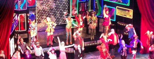 Kinky Boots at the Al Hirschfeld Theatre is one of ny.