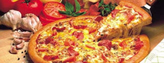 Pizza Hut is one of finomságok jó helyeken.
