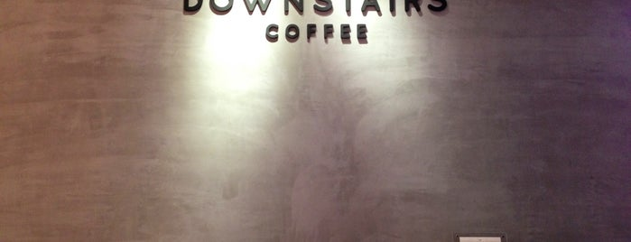 DOWNSTAIRS COFFEE is one of Japan Holiday 2017.