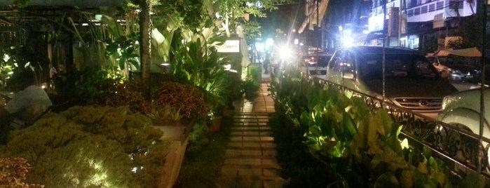 Ferringhi Garden Restaurant is one of yummy.