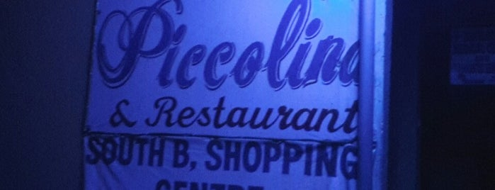 piccolina bar & restaurant is one of Best hangout places.
