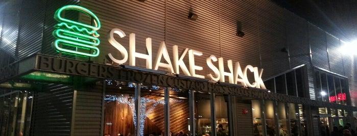 Shake Shack is one of USA Boston.