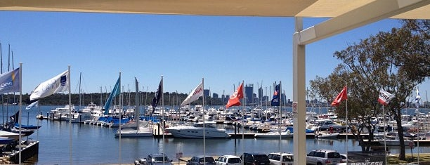 Royal Perth Yacht Club is one of Great Yacht Clubs of the World.