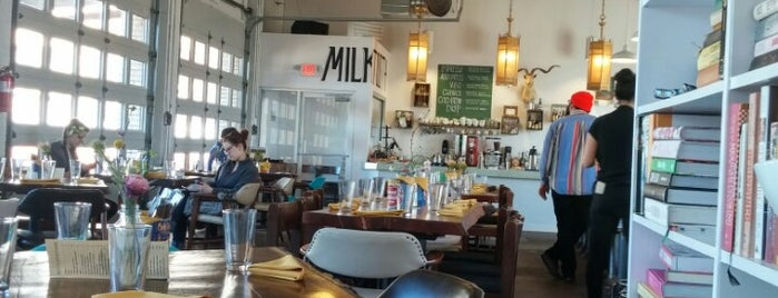 Milktooth is one of The 15 Best Places for An Espresso in Indianapolis.
