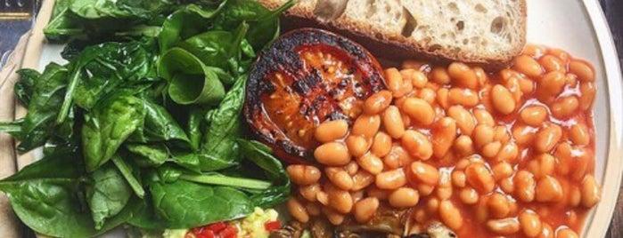 Garden Breakfast Cafe is one of London.