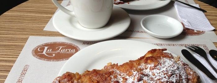 La Tarta is one of Cafés.