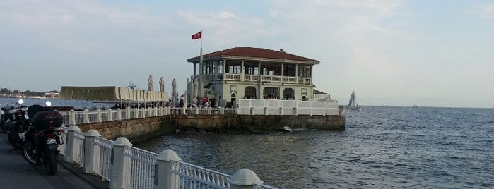 Tarihi Moda İskelesi is one of İstanbul.
