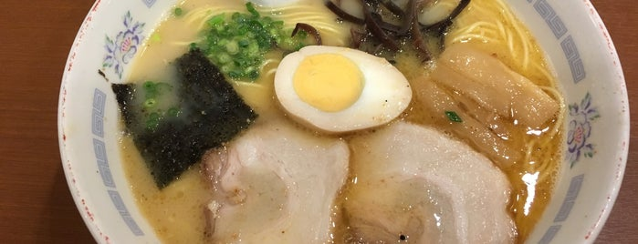 山水亭 is one of ramen.