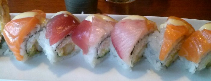 Tamaya Sushi is one of Gluten Free Dining Downtown Sacramento.
