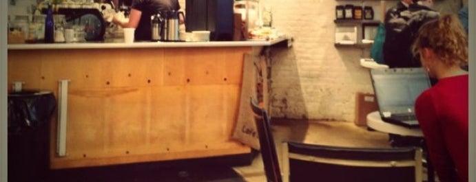 Everyman Espresso is one of Coffee worth drinking.