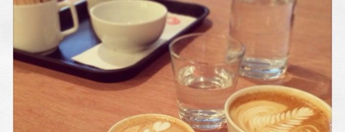 MacIntyre Coffee is one of Hackney Coffee, yeah!.