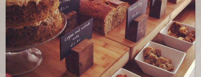 Ocean Bells Coffee Company is one of London Calling: LDN To Do.