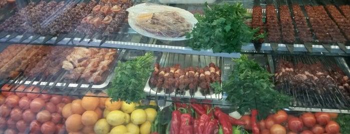 Horhor Kebabistan is one of SANDRO.