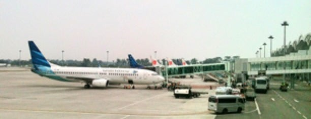 Kualanamu International Airport (KNO) is one of Indonesia's Airport - 1st List..