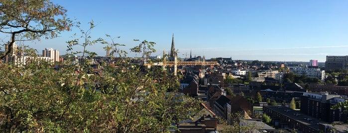 Park Abdij Keizersberg is one of My favorite places in Leuven, Belgium  #4sqCities.