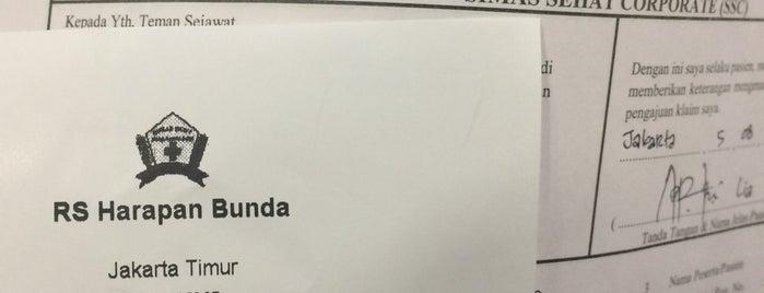 RS Harapan Bunda is one of It's a Boy! & It's a Girl! Badge.