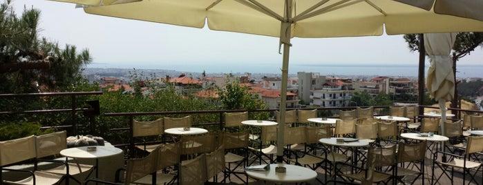 Λόφος is one of WiFi keys @ Thessaloniki (East).