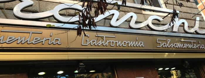Franchi is one of Roma - a must! = Peter's Fav's.