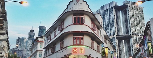 Tong Ah Eating House 东亚 is one of Singapore Foodie.
