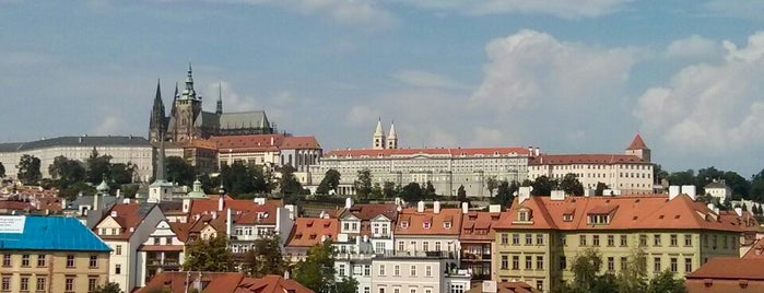 Prague is one of World Capitals.