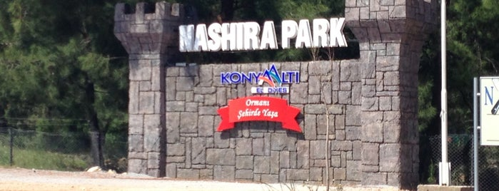 Nashira Park is one of Yerler - Antalya.