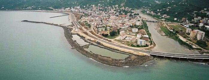 Görele is one of Trabzon <3.