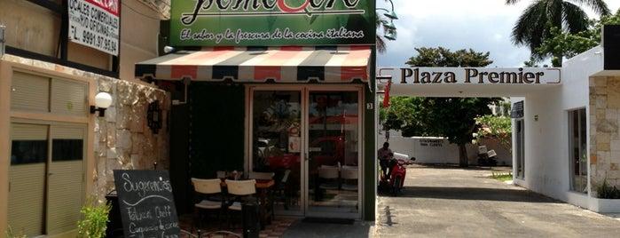 Pomodoro is one of Mis lugares favoritos.