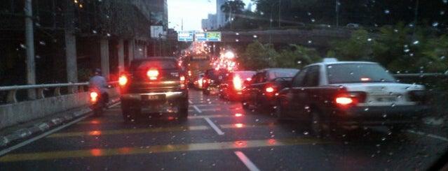 Jalan Bangsar is one of a.