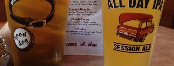Good Dog Bar & Restaurant is one of Philadelphia Daters' Choice Award Winners.