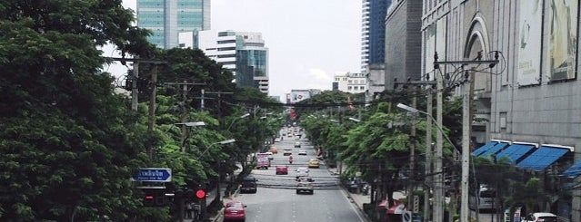 Phloen Chit Intersection is one of Favorite Food.