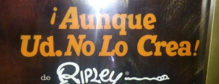 Museo Ripley is one of Lugares por ir (o ya fui).