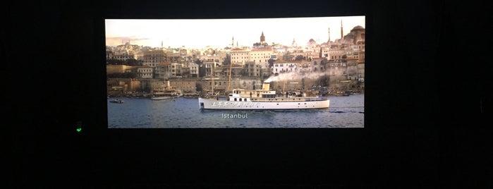 中影国际影城 IMAX Cinema China Film is one of Shenzhen.