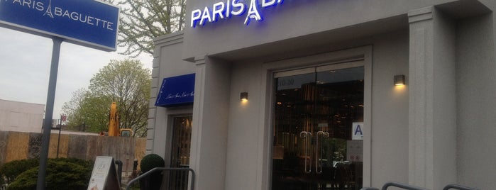 Paris Baguette is one of Favorites to Re-visit.