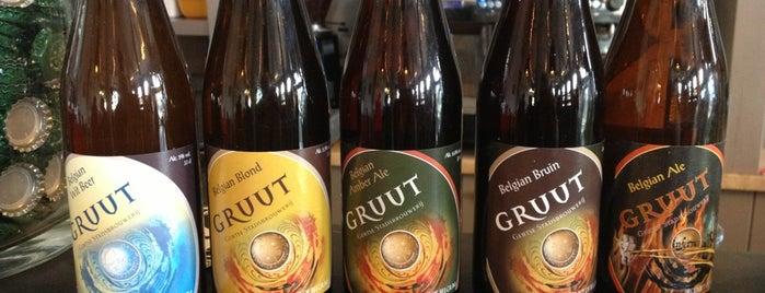 Stadsbrouwerij Gruut is one of Gentjes.