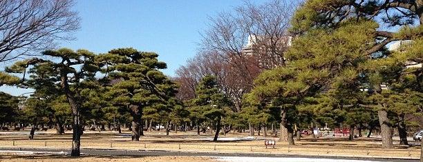 皇居前広場 is one of 東京散策♪.