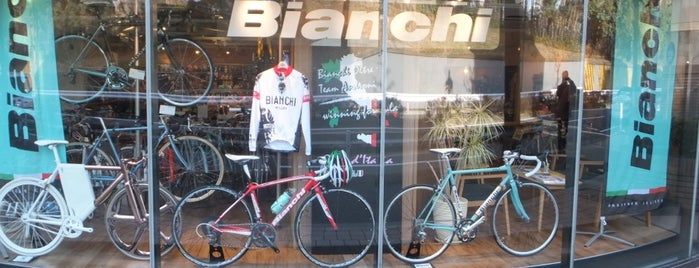 Bianchi Community AOYAMA is one of 東京散策♪.