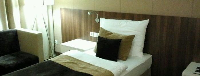Hotel Astrum Laus is one of TREND Top restaurants.