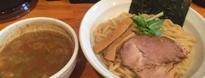麺処 あしたか is one of 再来してもよいラーメン店.